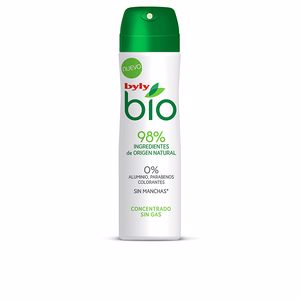 Déodorant BIO NATURAL 0% desodorante concentrado sin gas spray Byly
