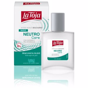 Aftershave NEUTRO CARE after shave 0% alcohol balm La Toja