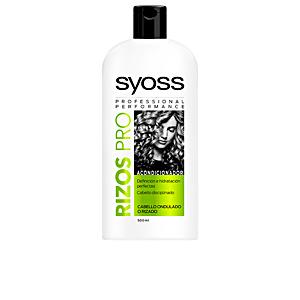 Acondicionador desenredante RIZOS PRO acondicionador cabello ondas o rizos Syoss