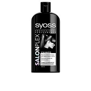 Hair loss shampoo SALONPLEX champú cabello dañado Syoss