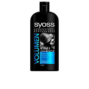 Champú volumen VOLUMEN champú cabello fino-sin cuerpo Syoss