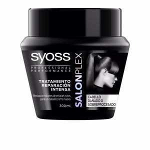 Hair mask for damaged hair SALONPLEX mascarilla reparación intensa Syoss