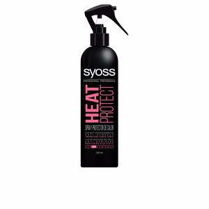 Heat protectant for hair HEAT PROTECT protector calor Syoss