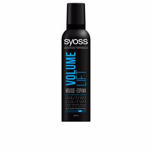 Hair styling product VOLUME LIFT mousse anti-flat system Syoss
