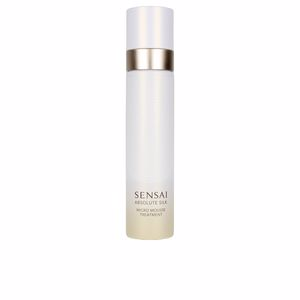 Antifatigue facial treatment SENSAI ABSOLUTE silk micro mousse treatment Kanebo Sensai
