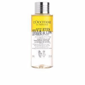Make-up remover BI-PHASE YEUX & LEVRES démaquillant L'Occitane