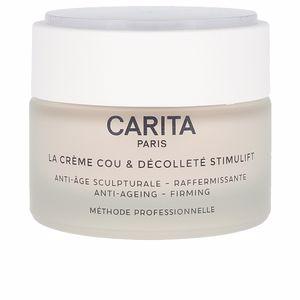 Tratamientos y cremas cuello y escote STIMULIFT la crème cou et décolleté Carita