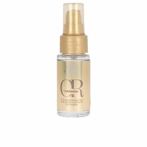 Shiny hair  treatment OR OIL REFLECTIONS luminous smoothening oil Wella