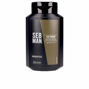 Purifying shampoo SEB MAN THE PURIST purifying shampoo 250 ml Seb Man