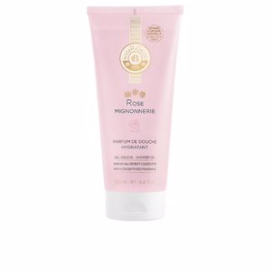 Shower gel ROSE MIGNONNERIE parfum de douche hydratant Roger & Gallet