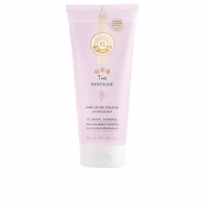 Shower gel THÉ FANTASIE parfum de douche hydratant Roger & Gallet