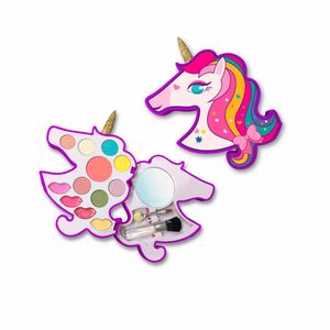 Set per il make-up UNICORN LOVE paleta maquillaje Cartoon
