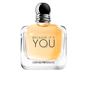 BECAUSE IT'S YOU limited edition eau de parfum vaporizador 150 ml