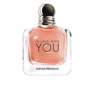 IN LOVE WITH YOU limited edition eau de parfum intense spray 150 ml