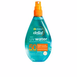 Body DELIAL UV WATER spray protector transparente SPF50 Garnier