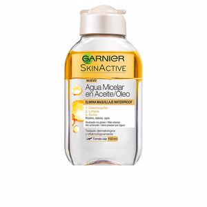 Eau micellaire SKINACTIVE AGUA MICELAR en aceite waterproof Garnier