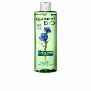 Mizellar Wasser BIO ECOCERT flor de aciano agua micelar Garnier