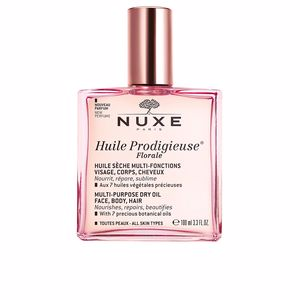 Body moisturiser HUILE PRODIGIEUSE huile florale spray