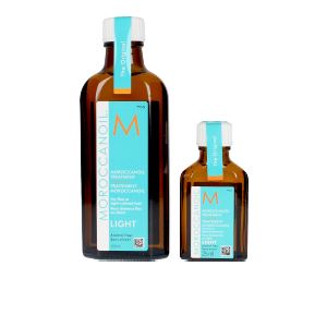 Hair repair treatment MOROCCANOIL TREATMENT LIGHT SET Moroccanoil