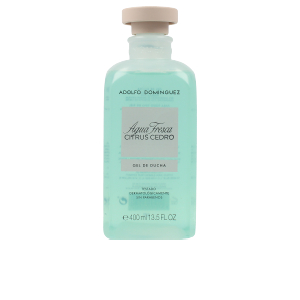 Shower gel AGUA FRESCA CITRUS CEDRO shower ge Adolfo Dominguez