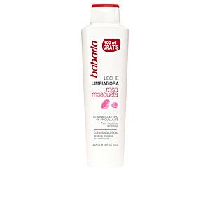 Make-up remover ROSA MOSQUETA leche desmaquilladora Babaria