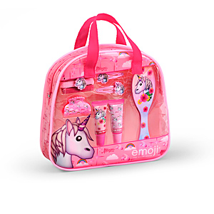 Maquillage pour enfant UNICORN CABELLO & MAQUILLAJE COFFRET Cartoon
