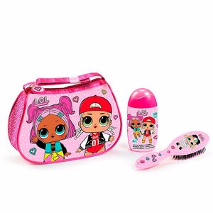 L.O.L. SURPRISE NECESER BAÑO set 3 pz