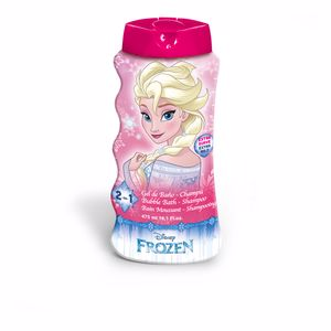 Hygiene für Kinder FROZEN gel & champú 2en1 Cartoon