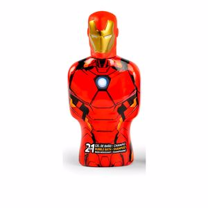 Igiene dei bambini AVENGERS IRON MAN gel & champú 2en1 Cartoon