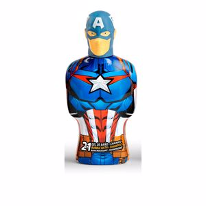 Hygiene for kids AVENGERS CAPITÁN AMÉRICA gel & champú 2en1 Cartoon
