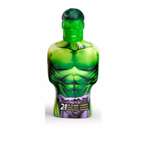 Hygiene für Kinder AVENGERS HULK gel & champú 2en1 Cartoon