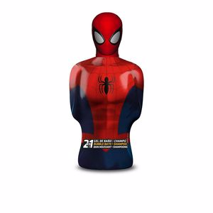 Hygiene for kids SPIDERMAN gel & champú 2en1 Marvel