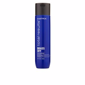 Shampoo proteçao de cor TOTAL RESULTS BRASS OFF shampoo Matrix