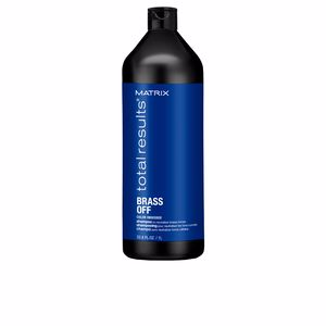 Shampooing couleur TOTAL RESULTS BRASS OFF shampoo Matrix