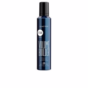 Hair styling product VOLUME BUILDER volume mousse Matrix
