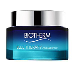 Anti-Aging Creme & Anti-Falten Behandlung - Antioxidative Behandlungscreme BLUE THERAPY accelerated cream Biotherm