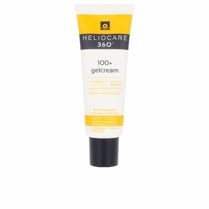 Faciales 360º SPF100+ gel cream Heliocare