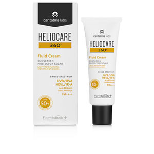 Facial 360º SPF50+ fluid cream Heliocare