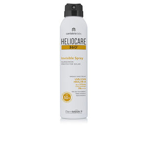 Korporal 360º INVISIBLE SPF50+ spray Heliocare