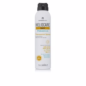Ciało 360º PEDIATRICS SPF50+ transparent spray Heliocare