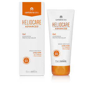 Faciales ADVANCED GEL SPF50 Heliocare