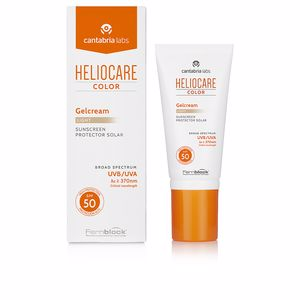 BB Cream COLOR GELCREAM SPF50 Heliocare