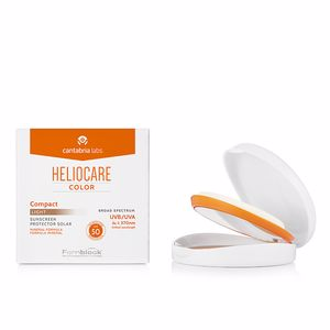 Compact powder COLOR COMPACTO SPF50 Heliocare