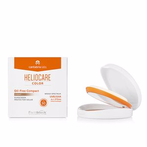 Foundation makeup COLOR COMPACTO OIL-FREE SPF50 Heliocare