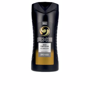 Gel de baño GOLD TEMPTATION shower gel Axe