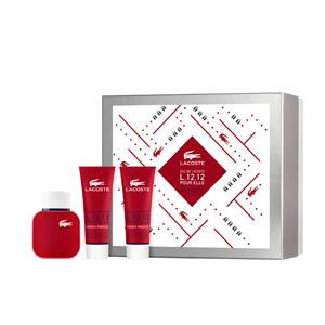 Lacoste L12.12 FRENCH PANACHE POUR ELLE COFFRET parfum