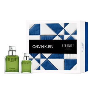 Calvin Klein ETERNITY MEN COFFRET parfum