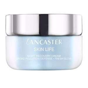 Antioxidant treatment cream SKIN LIFE night cream Lancaster