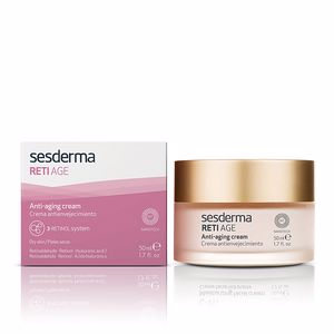 Anti aging cream & anti wrinkle treatment RETI-AGE crema antienvejecimiento