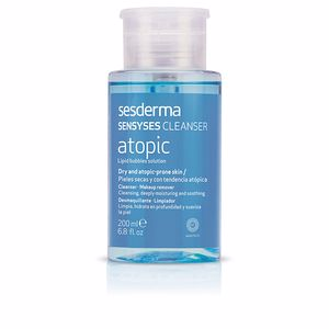 Facial cleanser SENSYSES cleanser atopic Sesderma